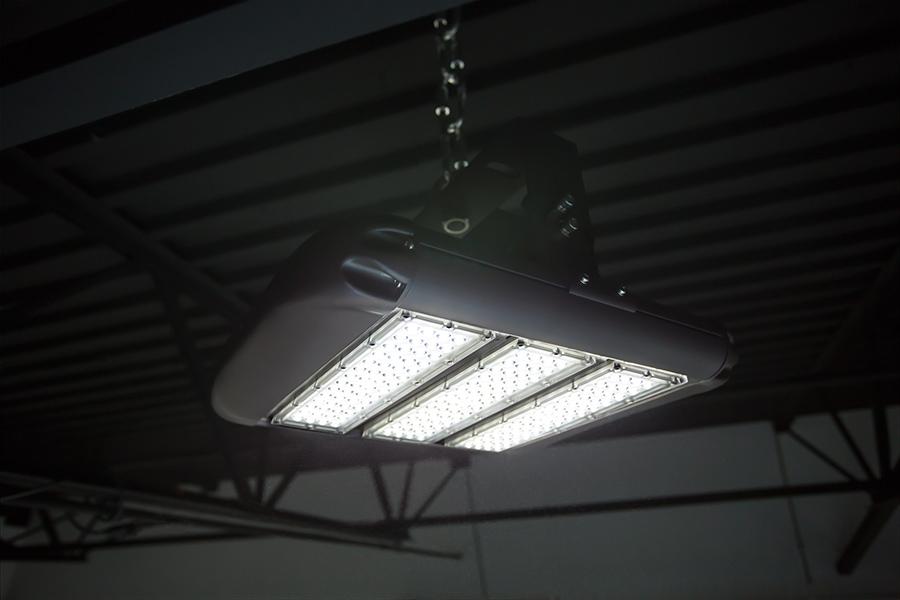 retrofitting LED street lamp