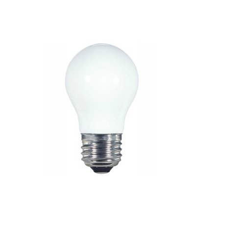 frosted finish LED filament bulb