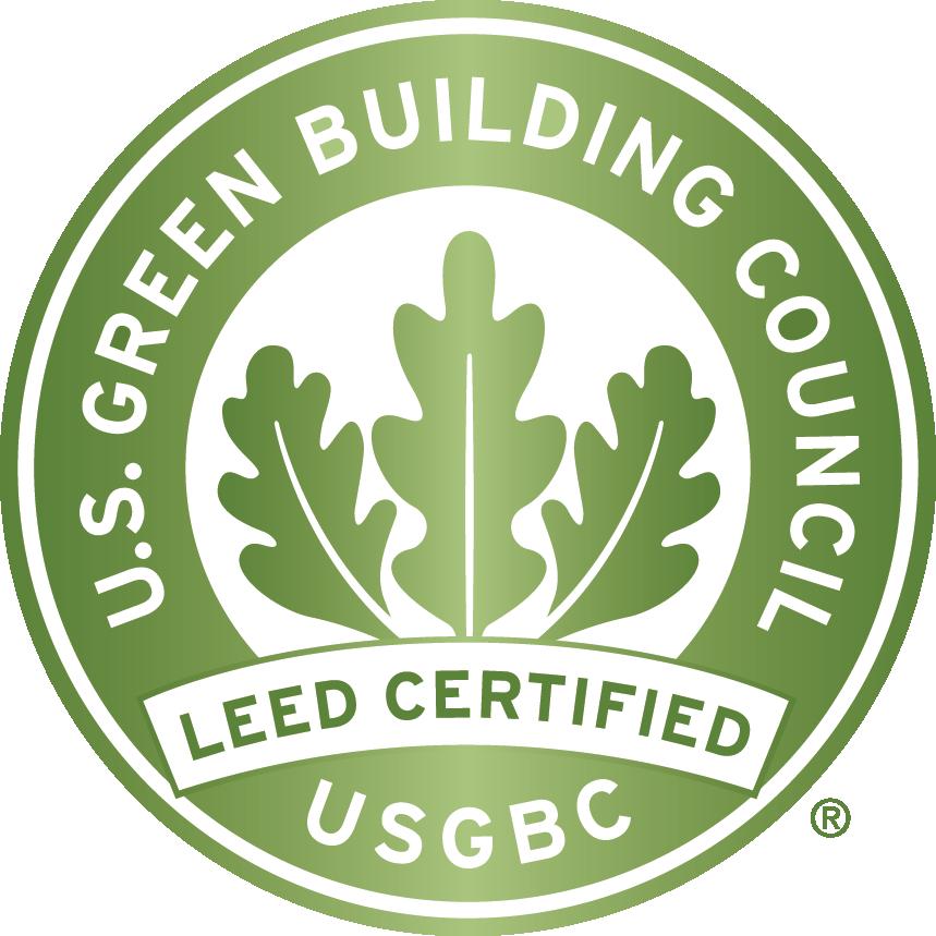 Green LEED certification level