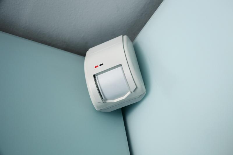 LED lighting indoor motion sensor