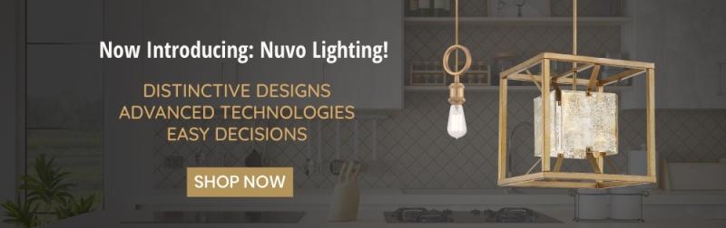 Nuvo lighting fixture