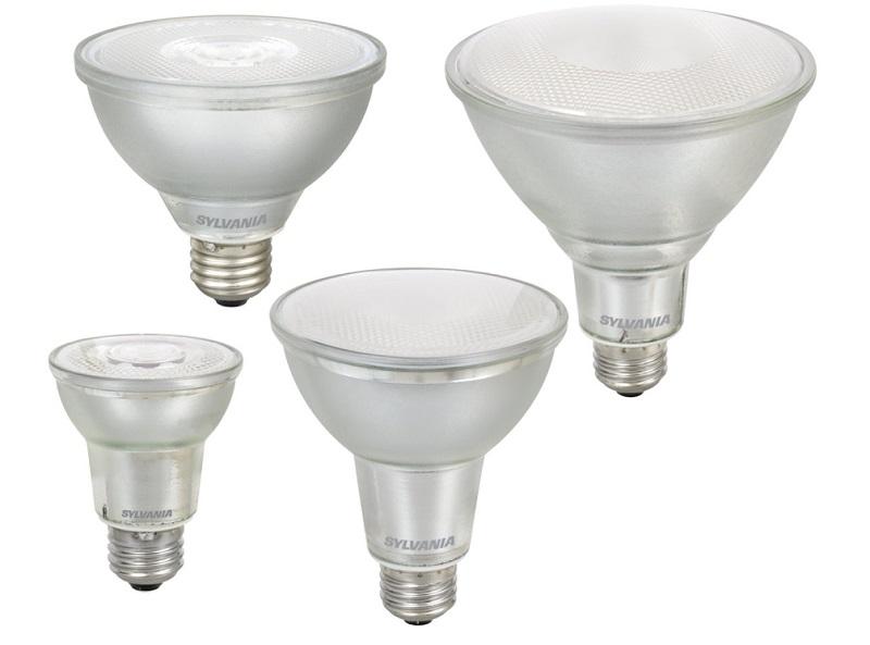 Different LED PAR BULBS