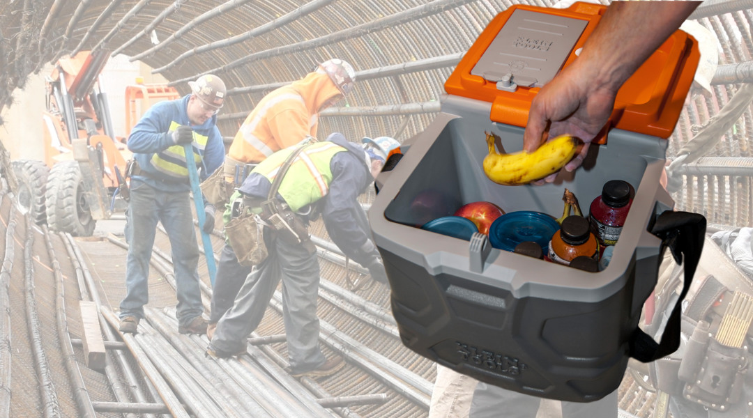 Klein Tools tradesman pro cooler