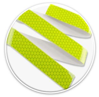 Halloween safety reflective tape