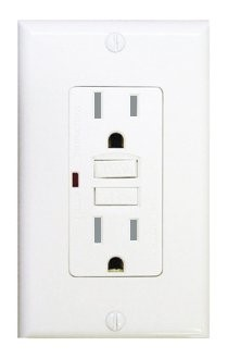 15 amp electrical outlet