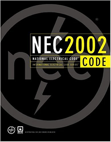 National Electrical Code 2002