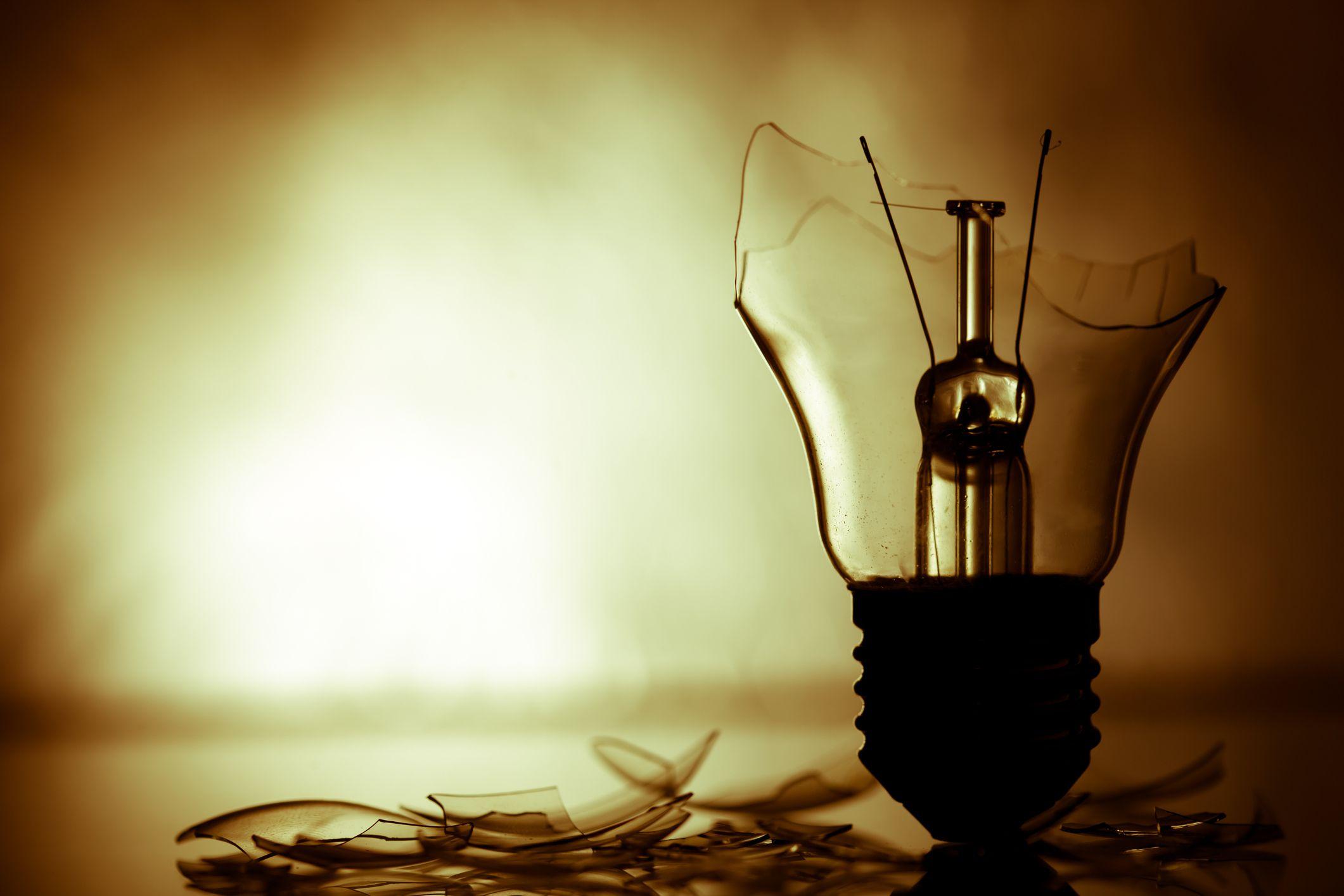 Burnt out bulb
