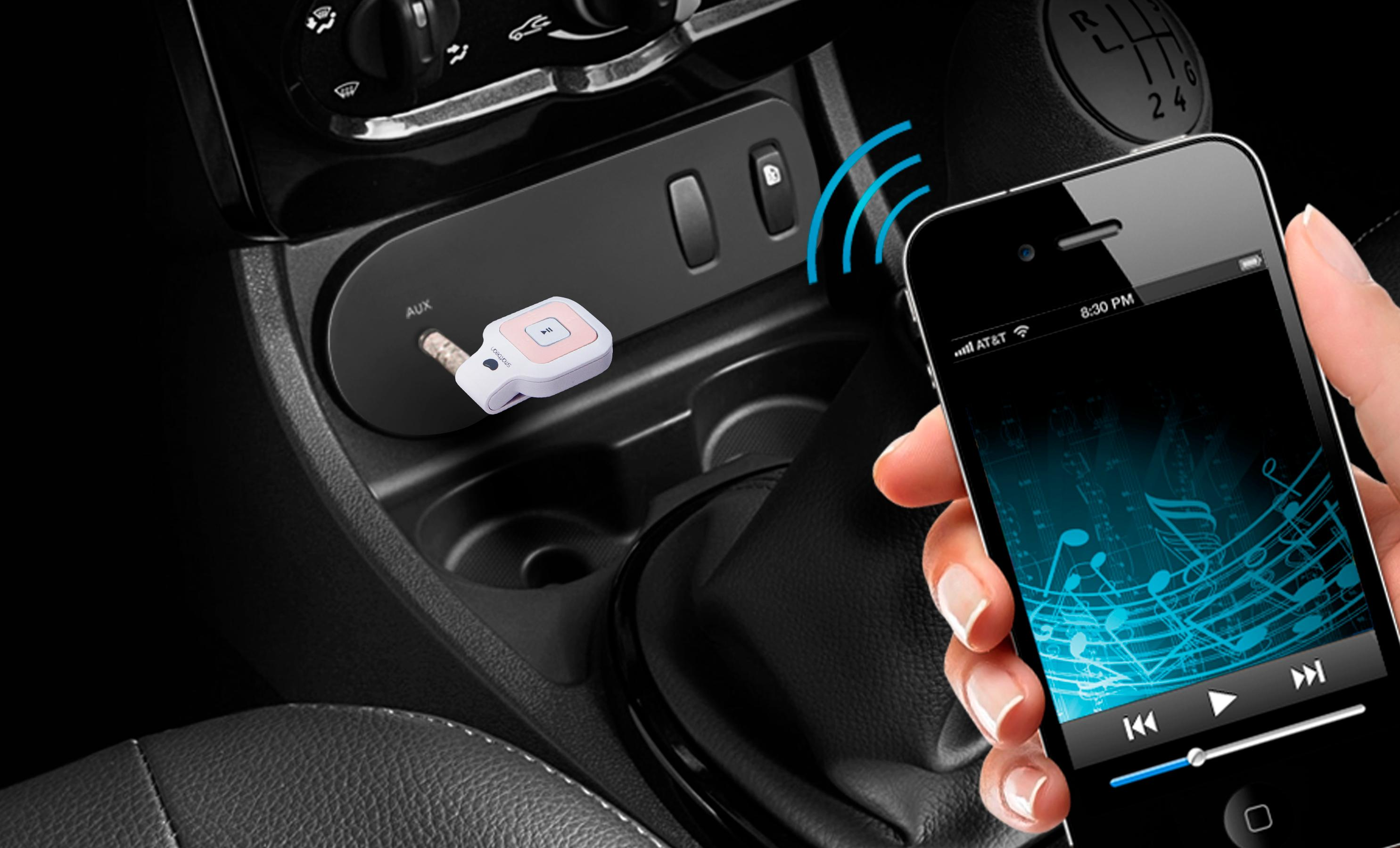 mobile to car Bluetooth system technology