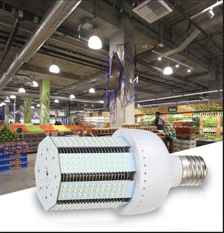 corn bulb commercial application