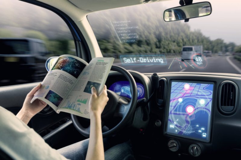 driverless vehicle technology