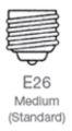 E-26 Medium base
