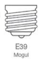 E-39 Mogul Base