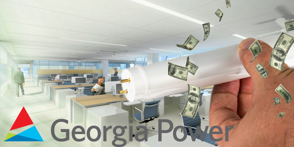 Georgia power lighting rebate commercial energy efficacy program