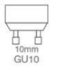 GU5.3 Base