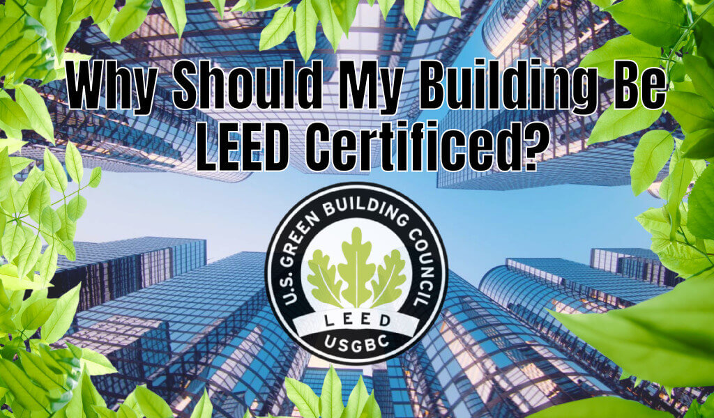 LEED certification buildings