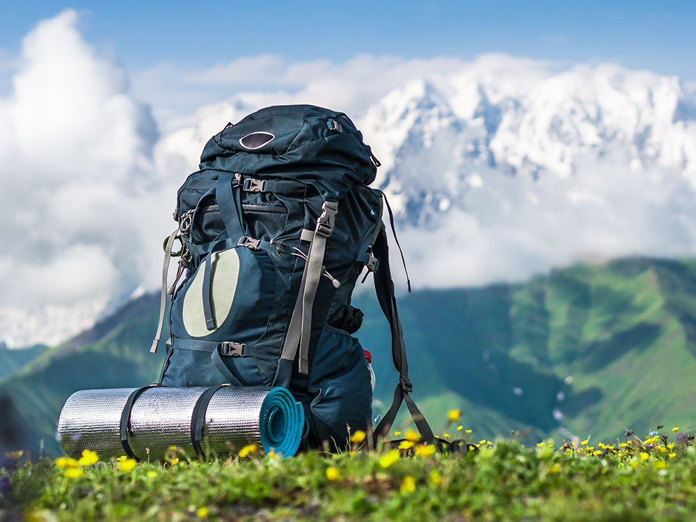 hiking tools and essentials