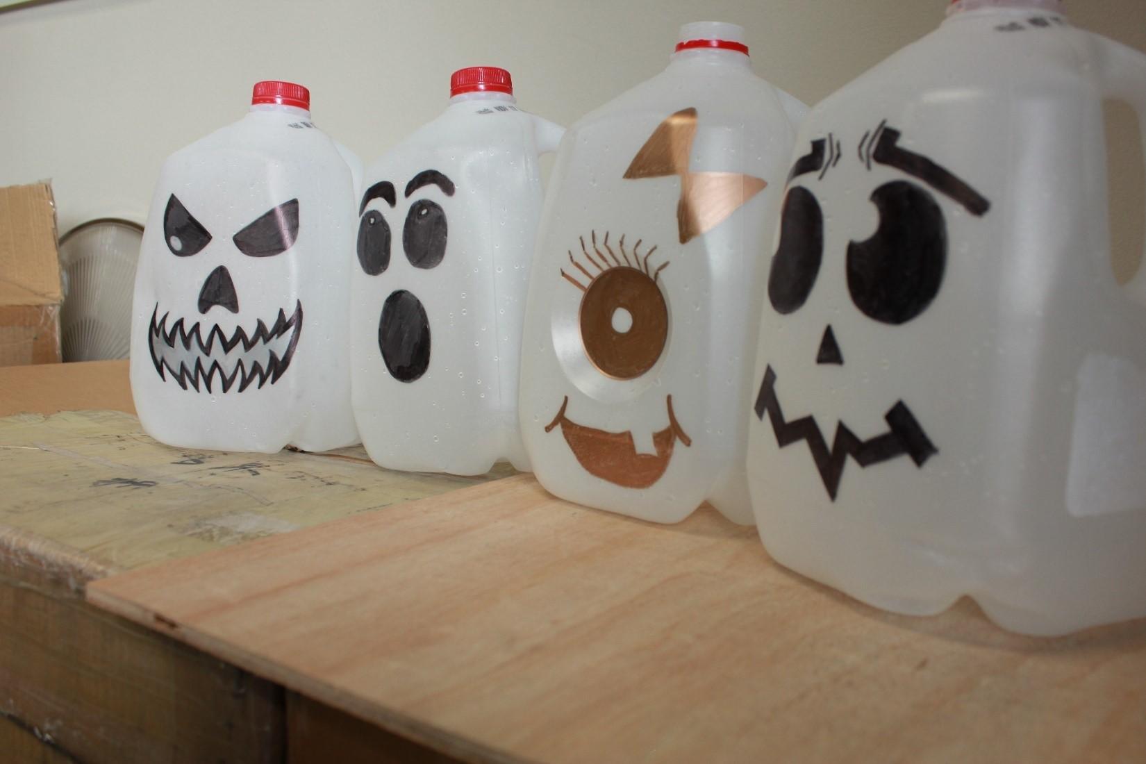 diy lantern halloween