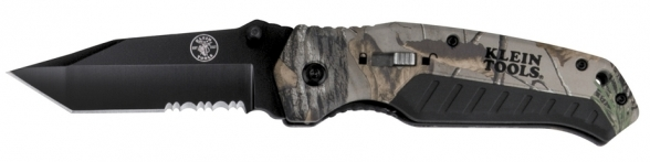 klein tools maxam camo liner lock knife