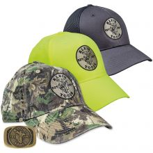 klein tools assorted color hats