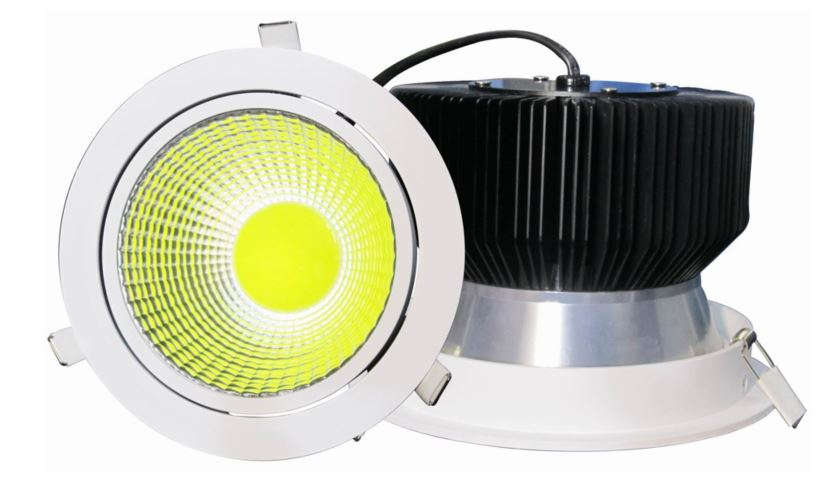 led chip light fixture