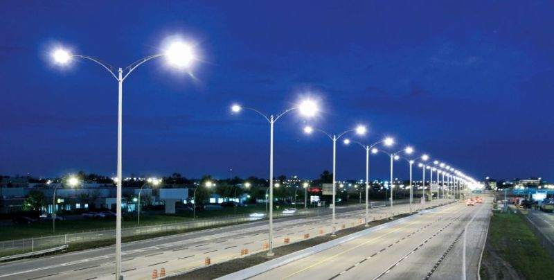 switching to LED street lights