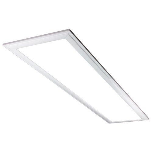 led panel light fixture for office