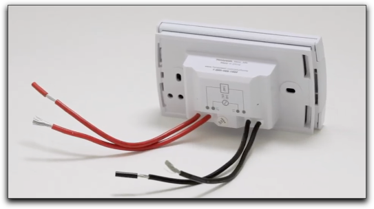low voltage thermostat for baseboard heaters
