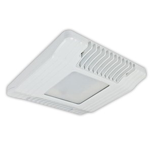 LED low profile canopy light