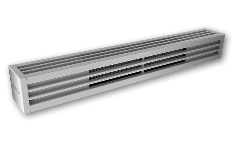 mini architectural baseboard heaters