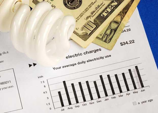 energy efficient motion sensor lighting