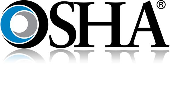 osha health and safety administration logo
