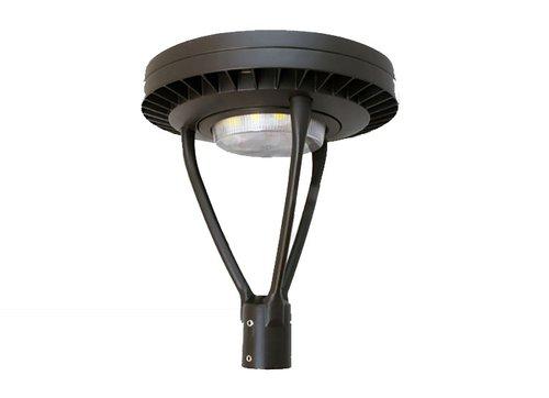 post top led light fixture
