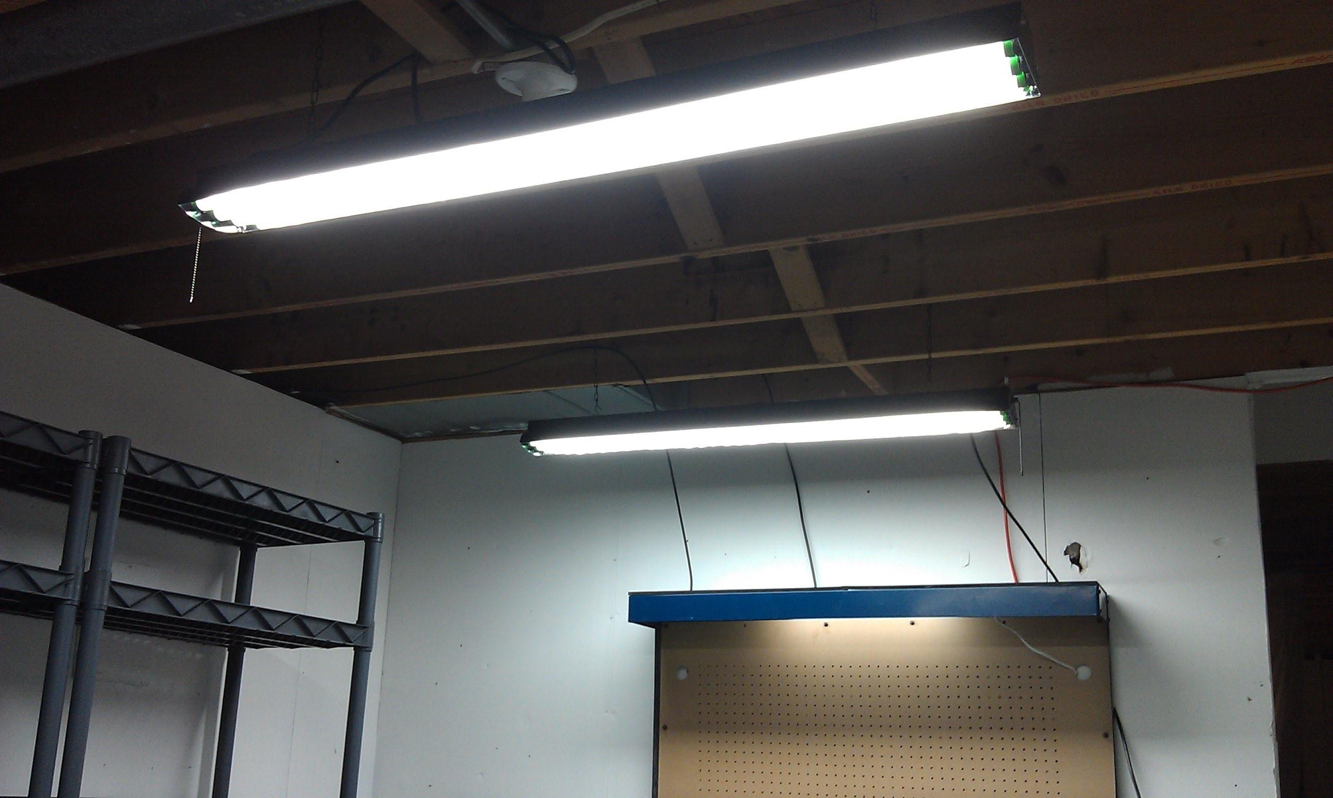 Retrofitting Your Shop Lights To Leds Homelectrical Com