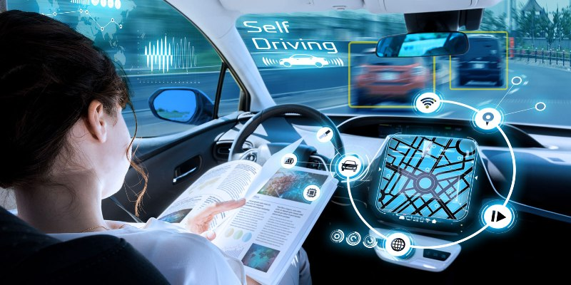 self driving cars and the future of autonomy. Black Bedroom Furniture Sets. Home Design Ideas