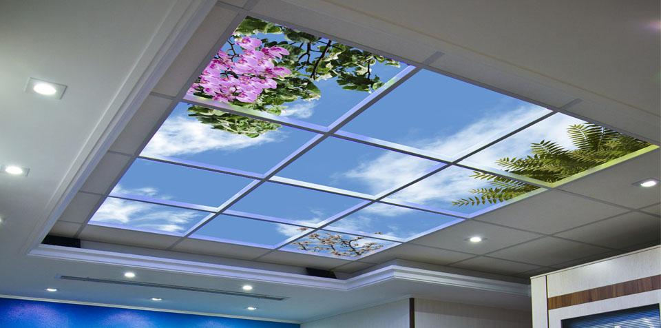LED sky panels