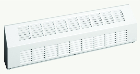 scas Sloped architectural baseboard Heaters