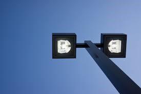 Shoebox Street Light Fixture
