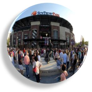 SunTrust Park new braves stadium