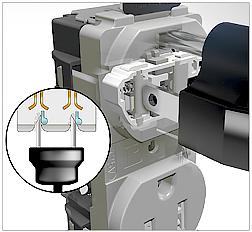 tamper resistant electrical receptacle outlet