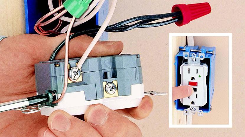 tamper resistant electrical outlets