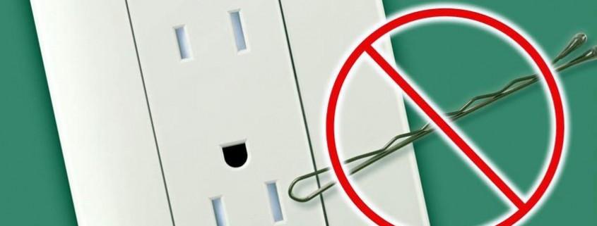 tamper resistant electrical outlet
