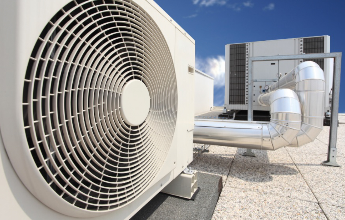 demand-controlled ventilation hvac system
