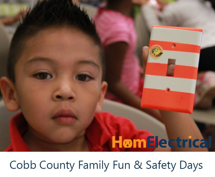 cobb safety village family fun for the children