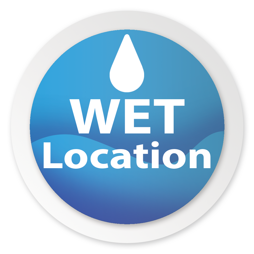 wet location icon