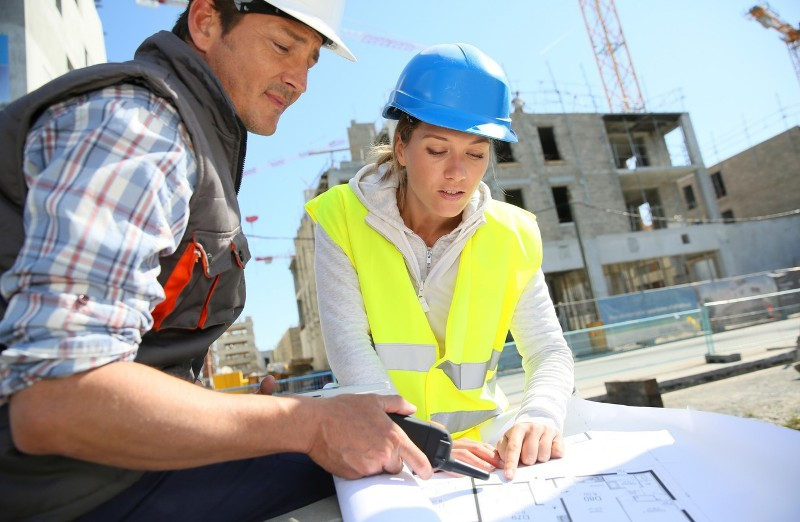 women in construction equal pay day