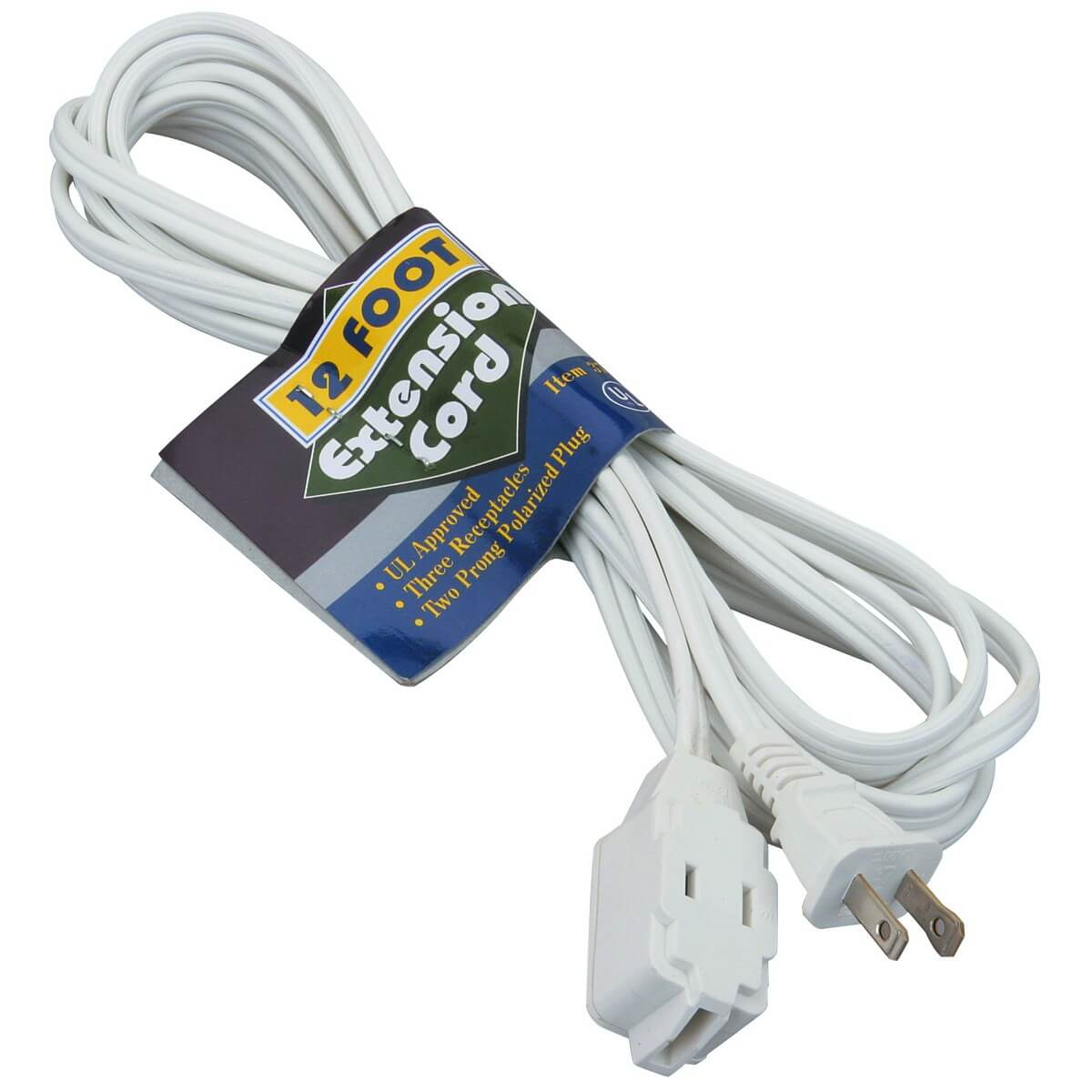 indoor electrical extension cord