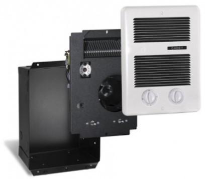 Fan wall heater