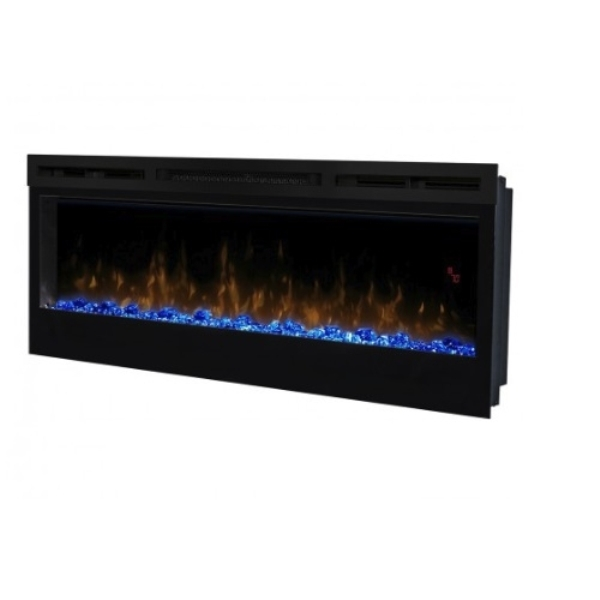 Dimplex electric heater with blue coals