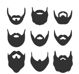 Different beards