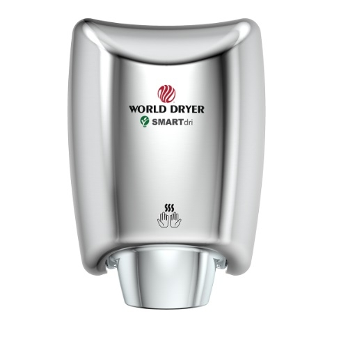 World dryer smart hand dryer